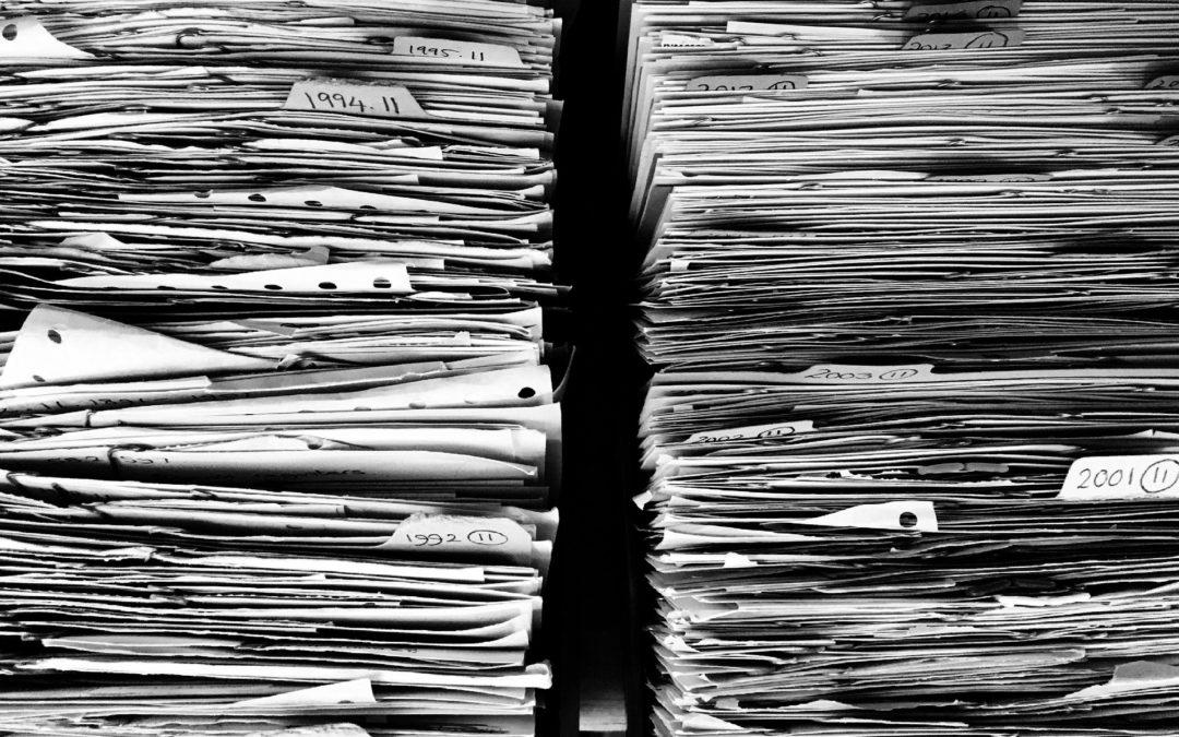 Dark data : enjeux et risques ?